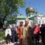 Престольне свято у Свято-Миколаївському Лебединському жіночому монастирі очолив архієпископ Феодосій