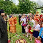 Архієпископ Черкаський і Канівський Феодосій звершив Літургію в Неділю 5-ту після Пасхи