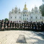 Архієпископ Феодосій взяв участь в урочистостях з нагоди випуску у Київських духовних школах (+ВІДЕО)