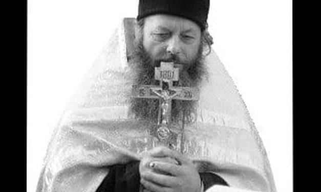 Отошел ко Господу клирик Черкасской епархии протоиерей Евфимий Бондарчук