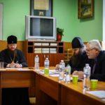 Архієпископ Черкаський і Канівський Феодосій взяв участь у роботі атестаційної комісії Київської Духовної Академії