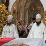 Архієпископ Феодосій очолив святкове богослужіння на честь Вознесіння Господнього