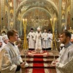 Всенічне бдіння напередодні святкування дня пам'яті святителя Луки, сповідника, архієпископа Сімферопольського