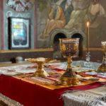 Архієпископ Феодосій очолив Літургію у Архангело-Михайлівському кафедральному соборі міста Черкаси