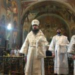 Всенічне бдіння напередодні Неділі 7-ї після Пасхи в Архангело-Михайлівському кафедральному соборі м.Черкаси