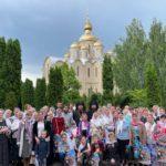Архієпископ Феодосій зустрівся з групою паломників з Рівненщини