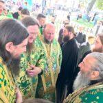 Черкаська єпархія вітає Блаженнішого Митрополита Онуфрія з Днем тезоіменитства (+ВІДЕО)