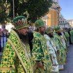 Єпископ Корсунь-Шевченківський Антоній молитовно відсвяткував День тезоіменитства
