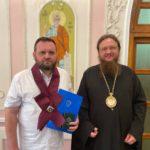 Староста кафедрального Собору Черкас нагороджений орденом УПЦ