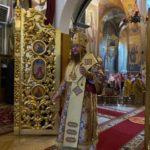 Архієпископ Черкаський і Канівський Феодосій очолив всенічне бдіння напередодні Неділі 4-ї після П'ятидесятниці