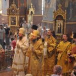 Архієпископ Черкаський і Канівський Феодосій очолив всенічне бдіння напередодні Неділі 6-ї після П'ятидесятниці