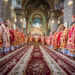 Митрополит Феодосий сослужил Предстоятелю УПЦ на торжествах по случаю прославления святого в Житомире