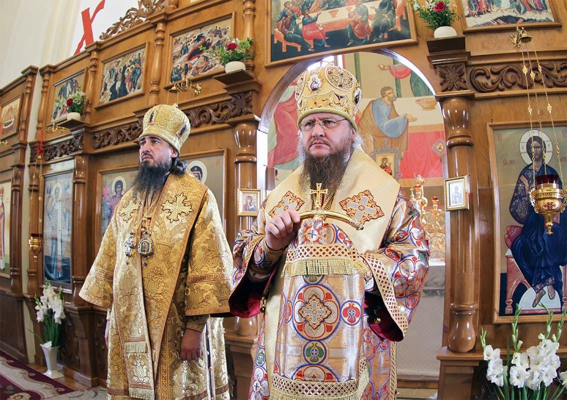 Архієпископ Феодосій та єпископ Антоній звершили архіпастирський візит до Корсунь-Шевченківського