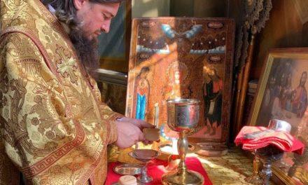 Малый престольный праздник в кафедральном соборе г.Черкассы