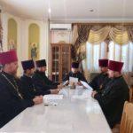 Відбулося засідання Відділу у справах сім'ї Черкаської єпархії