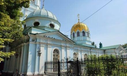 Єпископ Корсунь-Шевченківський Антоній взяв участь в урочистостях з нагоди Дня Ангела керуючого Миколаївської єпархією