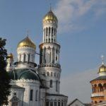 Архиепископ Феодосий совершил Литургию в храме всех Святых земли Черкасской