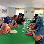 Состоялось совместное заседание Миссионерского отдела и Отдела по катехизации Черкасской епархии