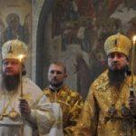Архиепископ Черкасский и Каневский Феодосий возглавил всенощное бдение накануне Недели 8-й по Пятидесятнице