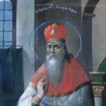 В Черкассах торжественно освящена уникальная икона преподобномученика Макария