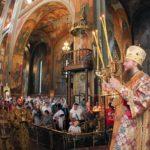Архиепископ Феодосий принимал поздравления с годовщиной пребывания на Черкасской архиерейской кафедре