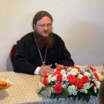 Архиепископ Феодосий провёл встречу с педагогическим коллективом Черкасской Православной гимназии