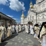Митрополит Феодосий принял участие в престольном торжестве Свято-Успенской Почаевской Лавры