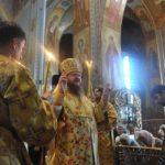 Митрополит Черкасский и Каневский Феодосий возглавил всенощное бдение накануне Недели 9-й по Пятидесятнице