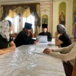 Состоялось заседание Отдела по церковной благотворительности и социальному служению Черкасской епархии