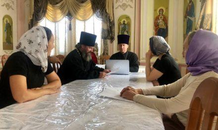 Відбулося засідання Відділу з церковної благодійності та соціального служіння Черкаської єпархії