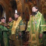 За соборной Божественной литургией рукоположены два клирика для Черкасской епархии