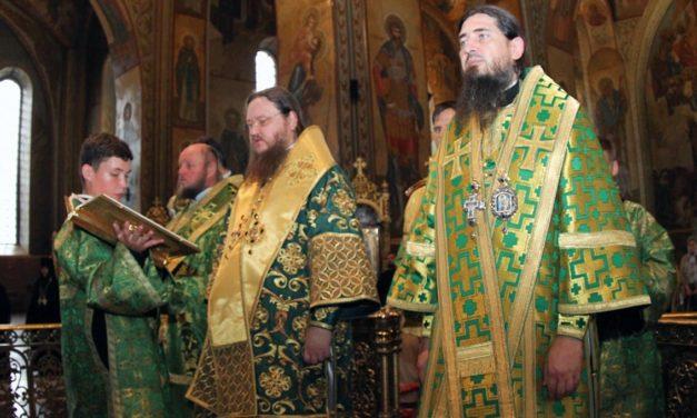 За соборною Божественною літургією висвячено двох кліриків для Черкаської єпархії