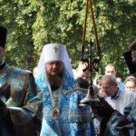 Митрополит Феодосий посетил «Чернобыльский» храм в Черкассах в день престольного праздника