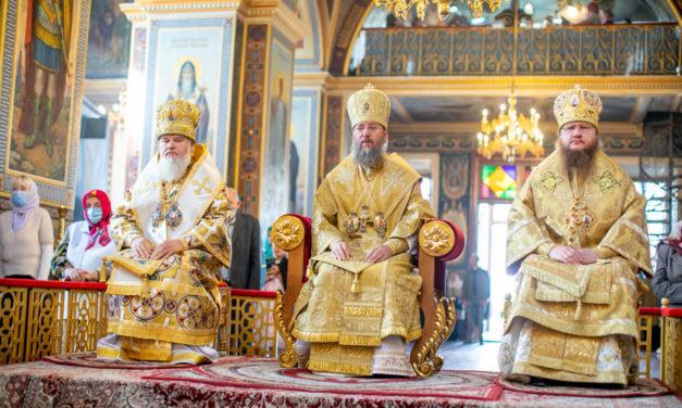 Митрополит Черкаський і Канівський Феодосій взяв участь в урочистостях Кіровоградської єпархії