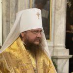 Митрополит Черкасский и Каневский Феодосий возглавил Литургию у мощей святителя Спиридона Тримифунтского