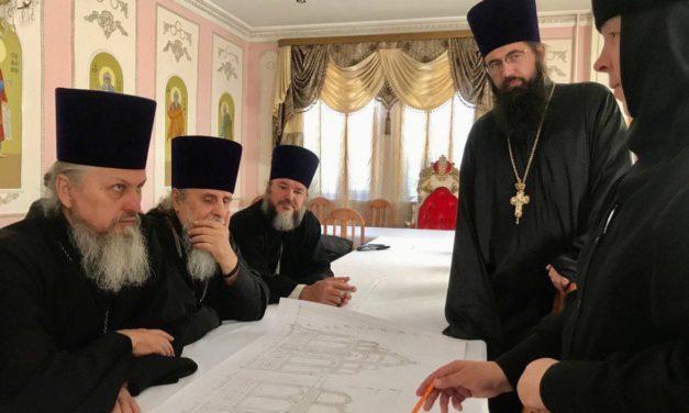 Состоялось заседание Архитектурно-строительной комиссии Черкасской епархии