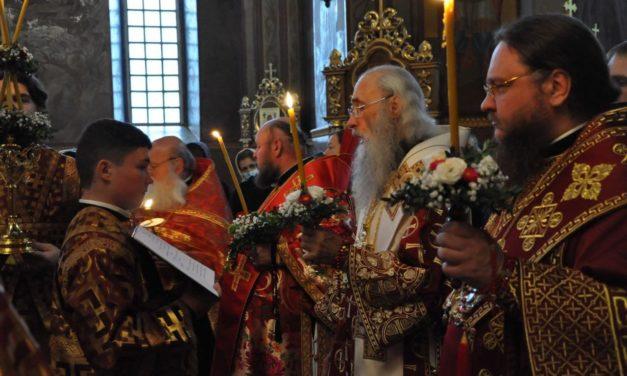 У Черкасах розпочалися урочистості на честь прмч.Макарія, Переяславського і Канівського чудотворця