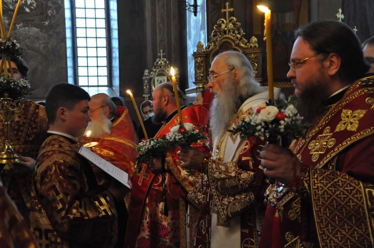 В Черкассах начались торжества в честь прмч.Макария, Переяславского и Каневского чудотворца