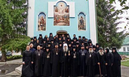 Митрополит Тернопільський і Кременецький Сергій очолив Літургію в Золотоніському Красногірському жіночому монастирі Черкаської єпархії