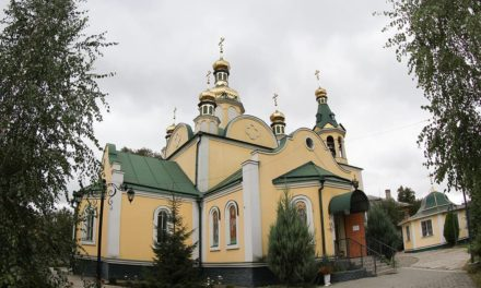 Митрополит Феодосий возглавил соборное богослужение в Свято-Николаевском храме города Смела