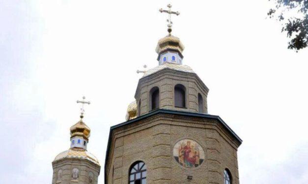 Митрополит Феодосий совершил Литургию в строящемся храме с.Леськи и рукоположил диакона для Черкасской епархии