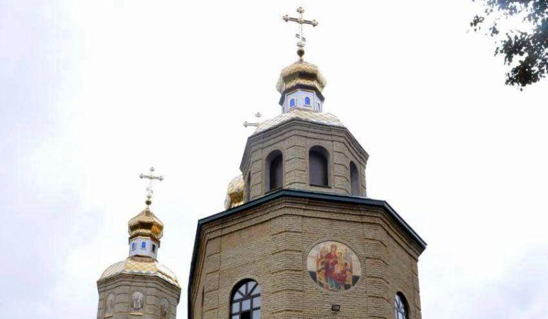 Митрополит Феодосій звершив Літургію в храмі, що будується с.Леськи і рукоположив диякона для Черкаської єпархії