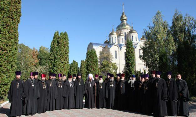 Митрополит Феодосій провів робочу нараду з благочинними та керівниками Відділів Черкаської єпархії
