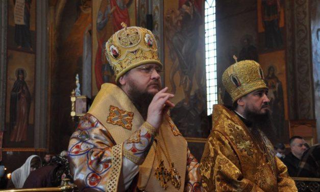 Митрополит Черкаський і Канівський Феодосій очолив Літургію у Неділю 15-ту після П'ятидесятниці в Архангело-Михайлівському кафедральному соборі м.Черкаси