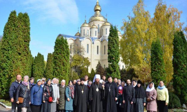 Паломницька група з Києва відвідала святині Черкащини