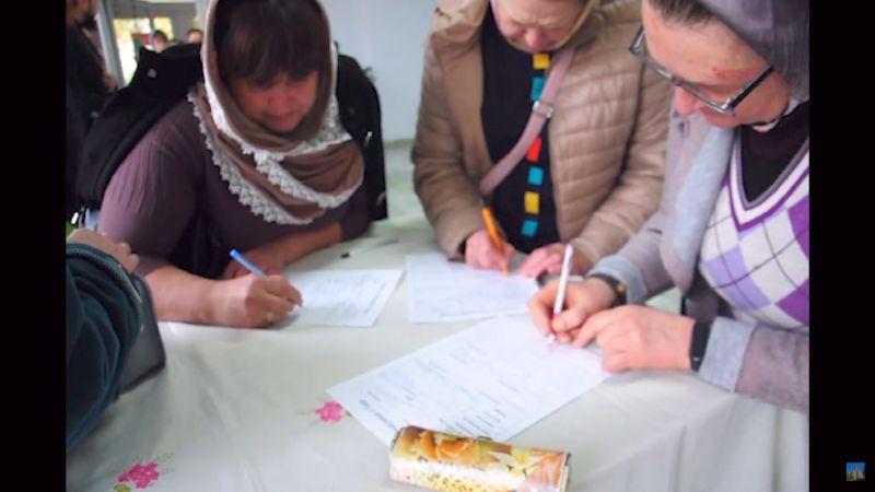 Глазами организаторов: видеосюжет о Первом съезде матушек в Черкасской епархии