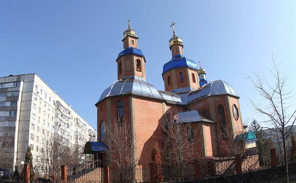 Митрополит Феодосий совершил Литургию на Христо-Рождественском архиерейском подворье в Черкассах